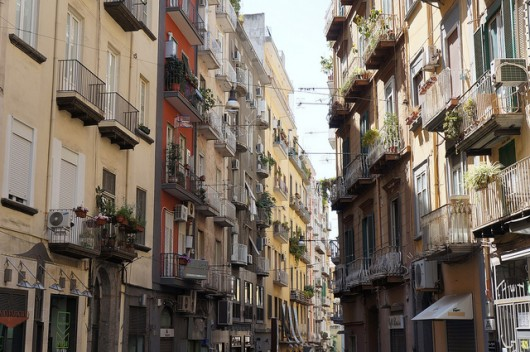 poverty in naples