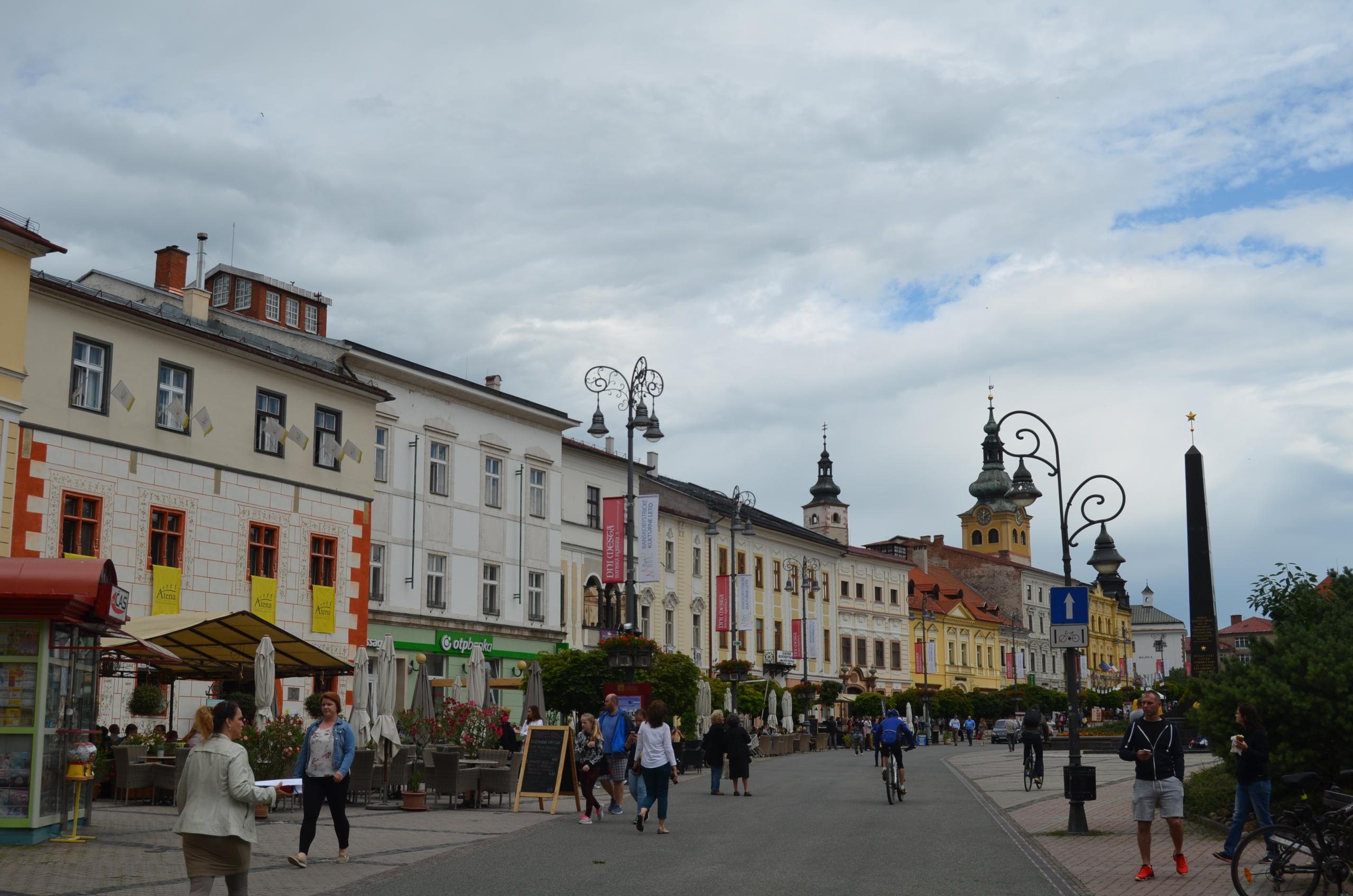 Poverty in Slovakia