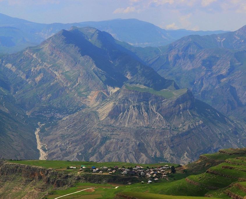 poverty in the North Caucasus