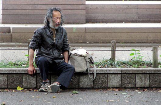 poverty in Japan