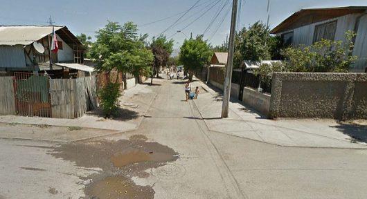poverty in Santiago