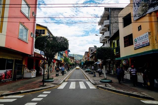 relations with Ecuador
