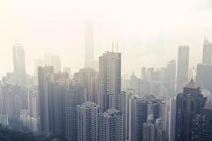 severe smog