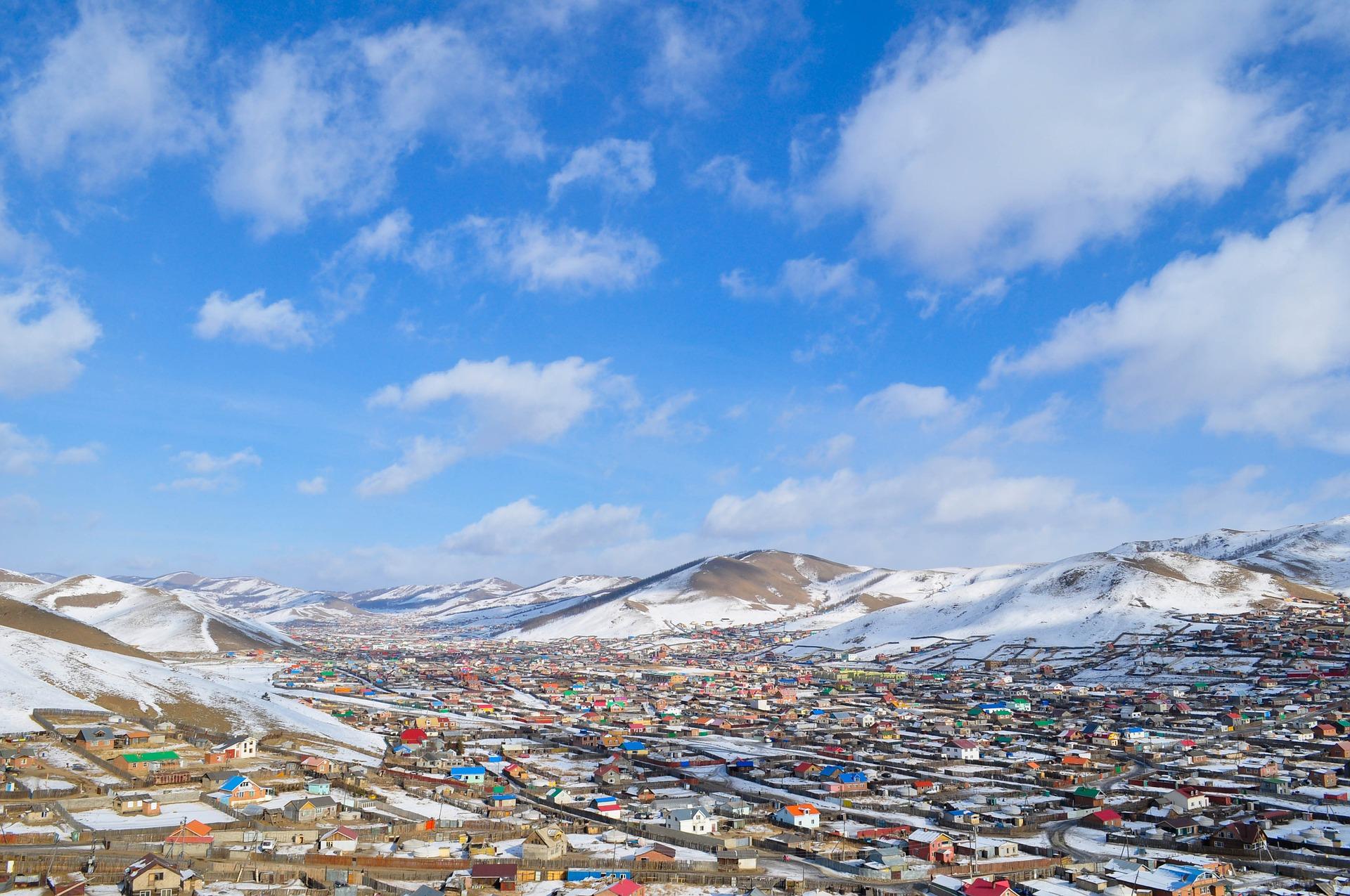 Anti-Poverty in Mongolia