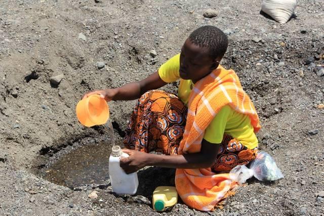 water crisis in Kenya