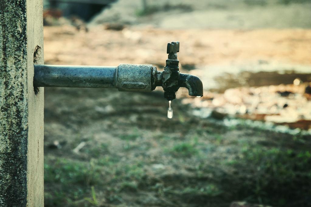 water crisis in Chennai