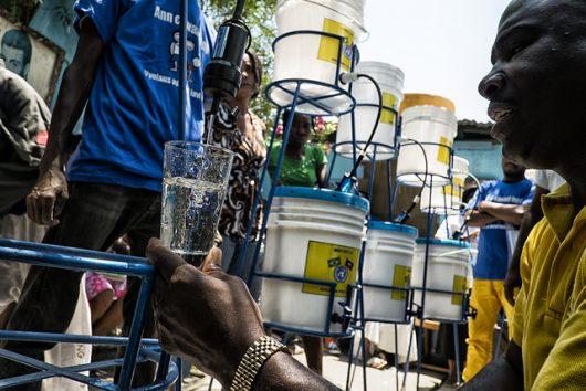 water access in haiti