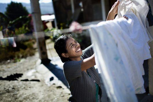 women's empowerment in Timor-Leste