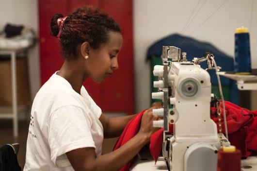 women's empowerment in eritrea