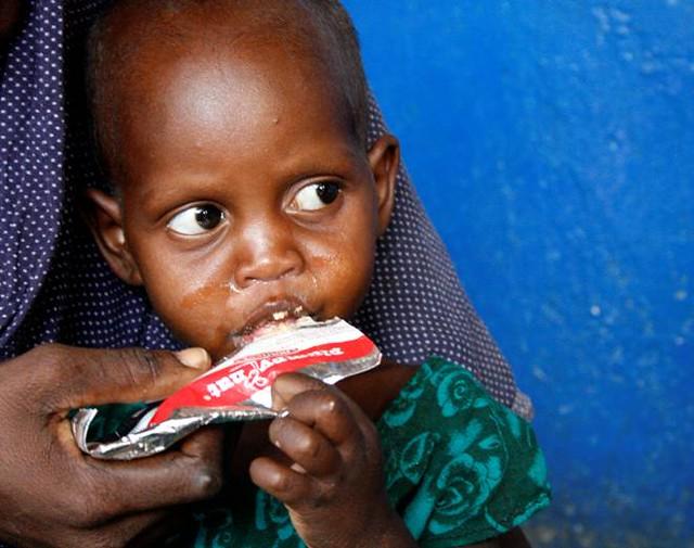 world hunger aid app