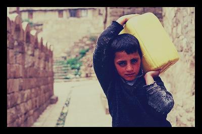 Poverty in Yemen